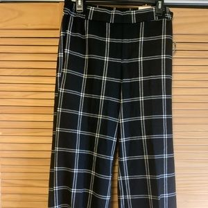 Wide Leg Stretch Dress Pant